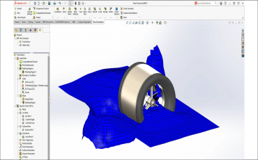 In SOLIDWORKS Flow Simulation 2021 What's New