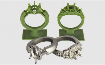 Benefits of 3D Printing in Jewellery Industry