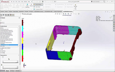 SOLIDWORKS Plastic: Subjecting Your Designs to Real World Condition