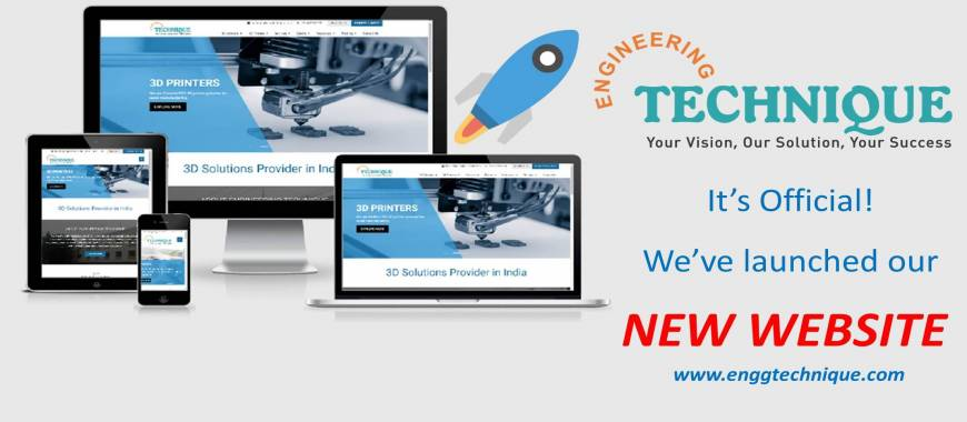 We are pleased to announce the launch of our new website