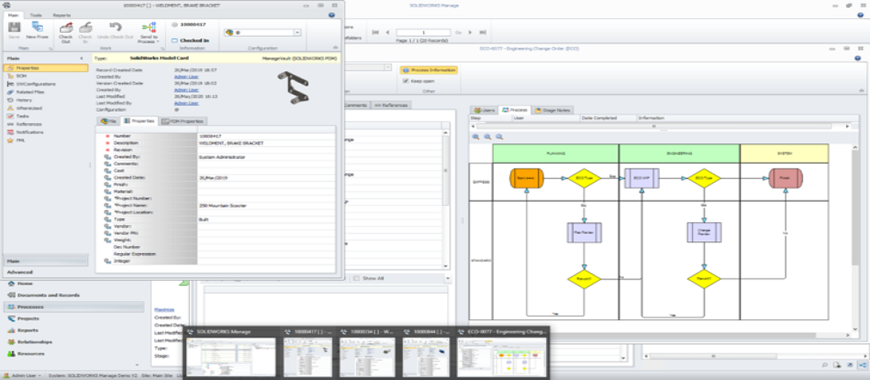 What's Revolutionary in 2021: Management of SOLIDWORKS Desktop Data