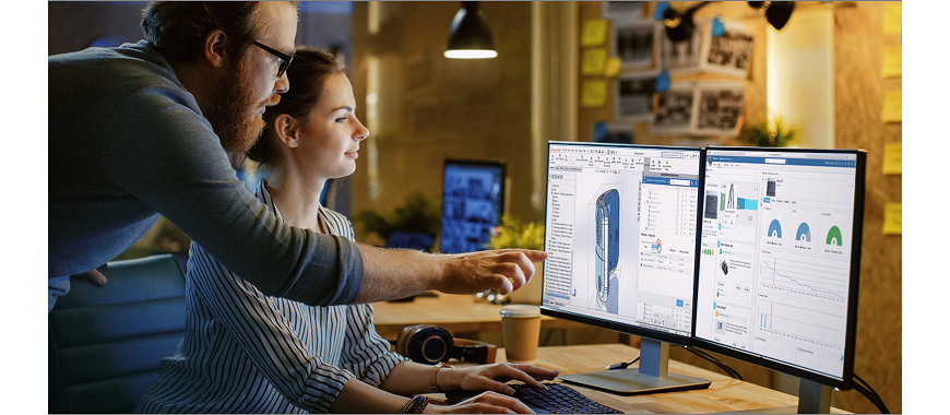Design Efficiency Improvement Through Collaboration