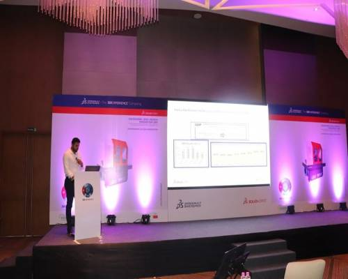 SOLIDWORKS 2020 Launch Event - Presentation By Sales Manager At Engineering Technique