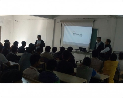 SOLIDWORKS Training & Seminar At Kalol Institutes And Research Center (KIRC)