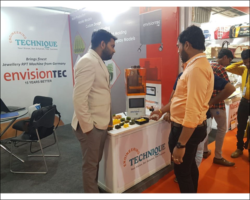 Engineering Technique - Day 1 At 10th Gujarat Gold Jewellery Show 2020