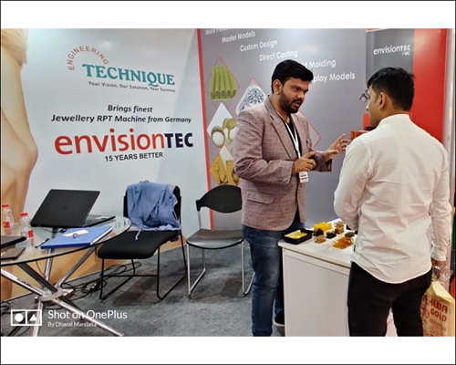 Engineering Technique - Day 2 At 10th Gujarat Gold Jewellery Show 2020