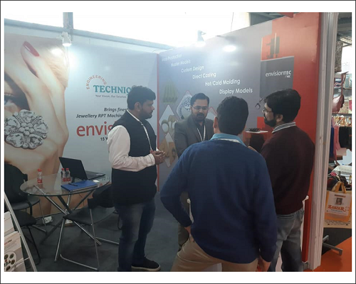 Engineering Technique - Day 3 At 10th Gujarat Gold Jewellery Show 2020