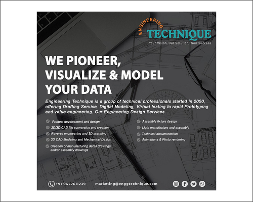 We Pioneer, Visualize & Model Your Data