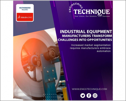 Industrial Equipment Manufacturers Transform Challenges Into Opportunities