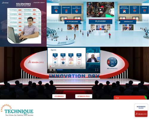 SOLIDWORKS Innovation Day 2020 - Virtual Event