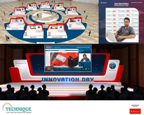 SOLIDWORKS Innovation Day 2020 - Empower Design Innovation