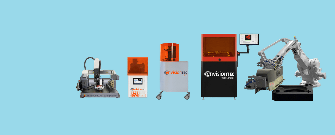 3D Printers For Medical, Industrial, And Professional Industries