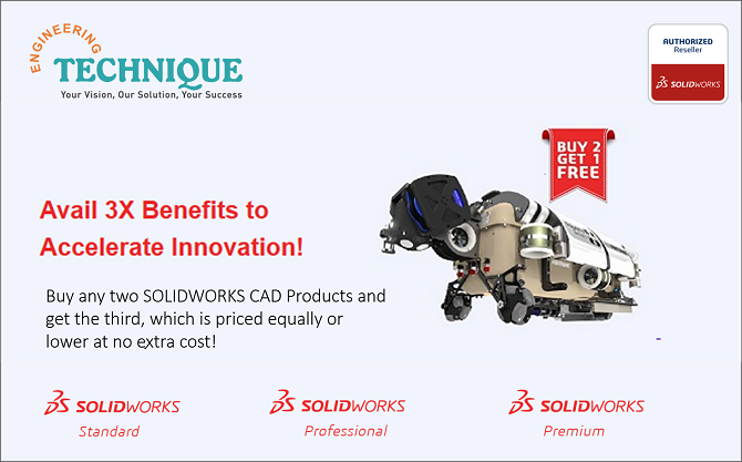 YEAR END OFFER: Avail 3X Benefits To Accelerate Innovation!